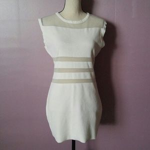J.O.A White Mini Dress or Tunic.